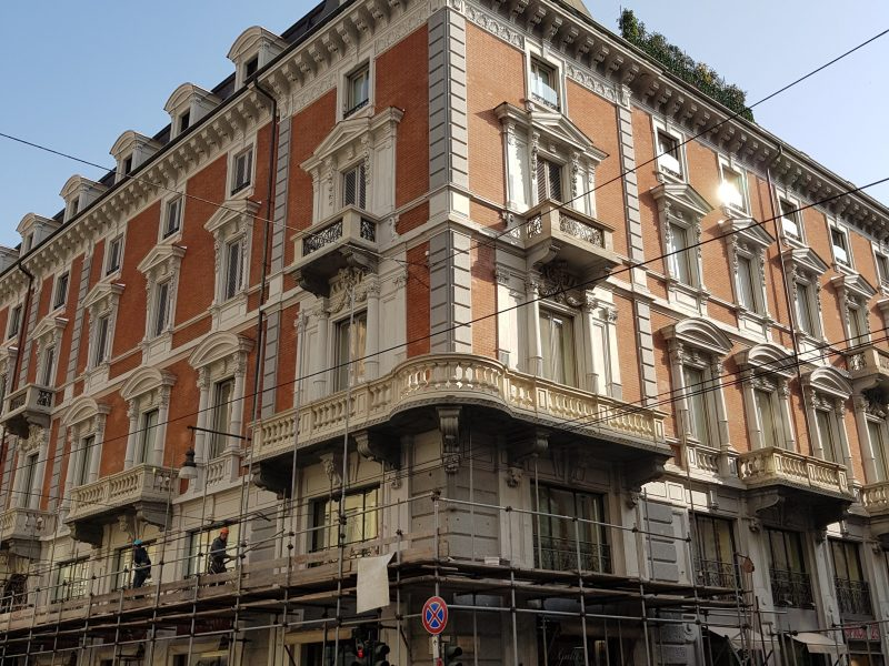 Torino – Via XX settembre 54